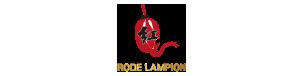 rode-lampion